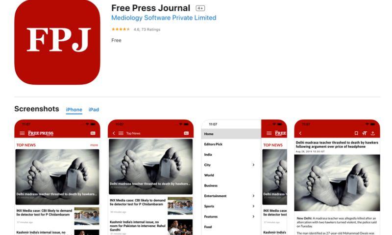 GeekyAnts - Free Press Journal