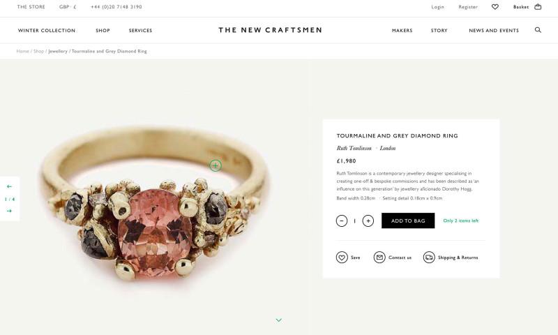 Form Commerce Ltd - The New Craftsmen