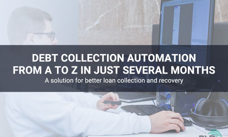 RNDPOINT LTD - Debt Collection Automation from A to Z in Just Several Months