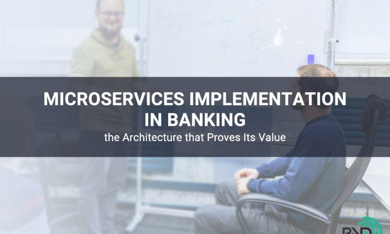 RNDPOINT LTD - Microservices Implementation in Banking