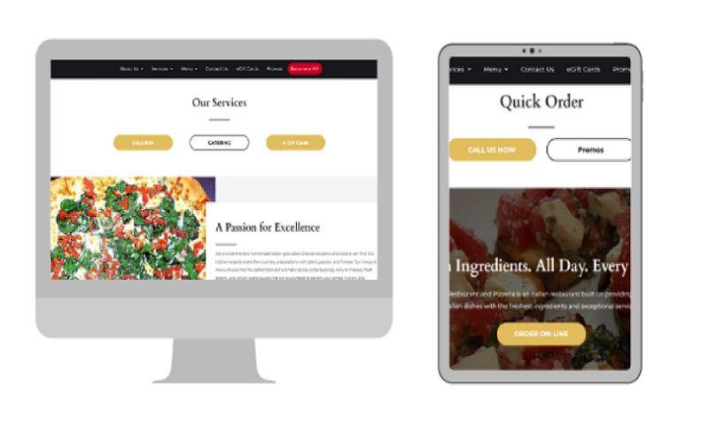 Tulumi - Revamping a Pizzeria Into an Italian Restaurant