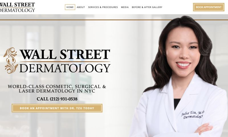 Sagapixel - Wall St. Dermatology