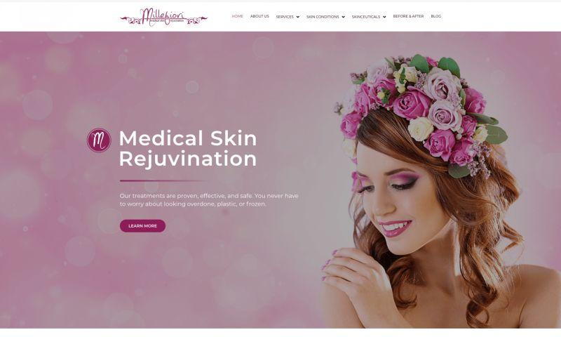 SEOAmerica, Inc. - Millefiori Medical Skin