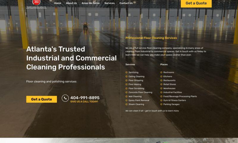 SEOAmerica, Inc. - 360 Floor Cleaning Services