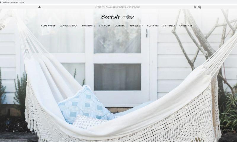 Volt Agency - Swish Homewares