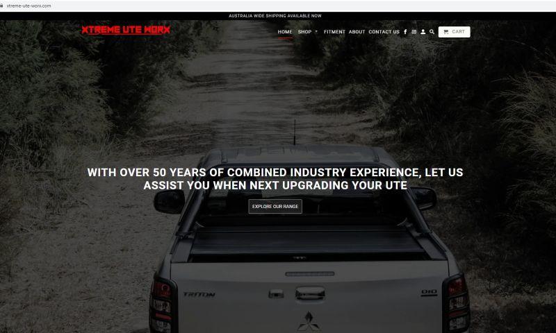 Volt Agency - Xtreme Ute Worx