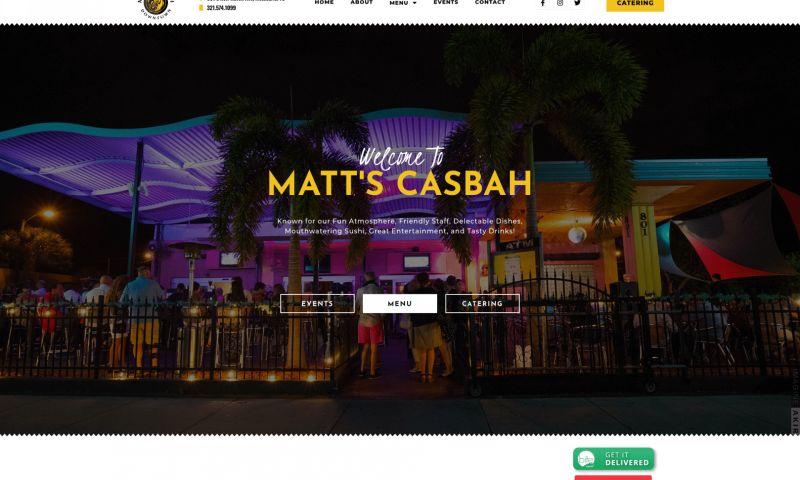 SEOAmerica, Inc. - Matt's Casbah