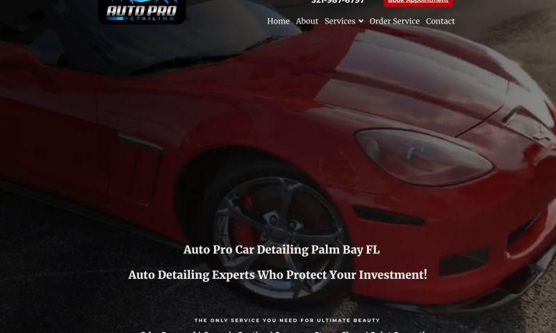 SEOAmerica, Inc. - Auto Pro Detailing