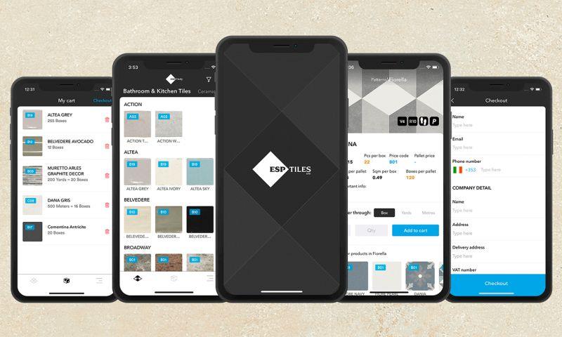 Eureca Apps - ESP Tiles - Explore a wide range of tiles!