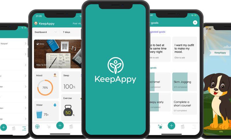 Eureca Apps - KeepAppy