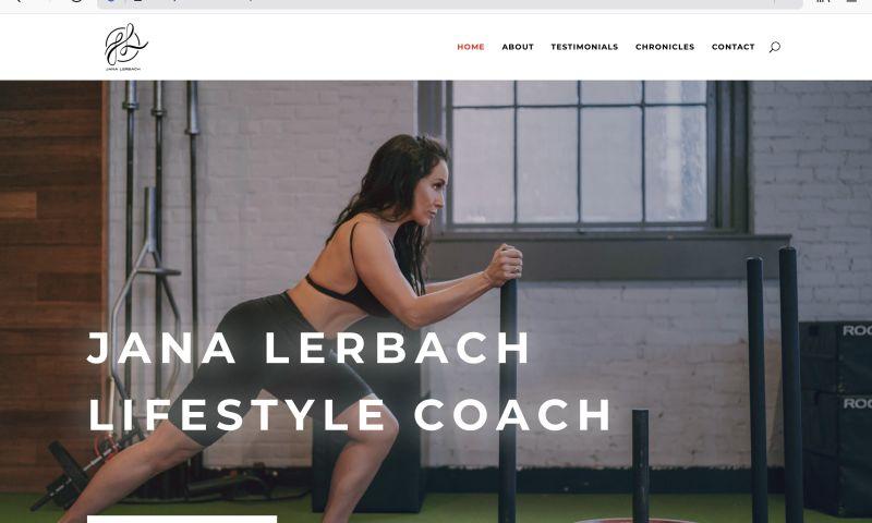 Ask the Egghead, Inc. - Jana Lerbach Fitness