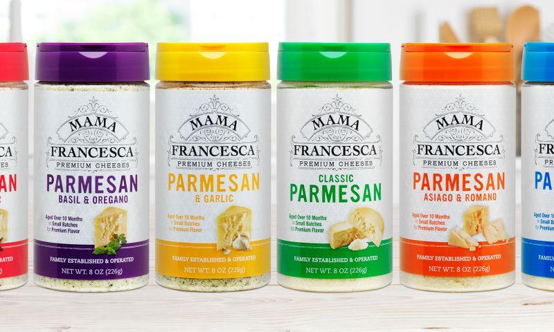 PKG Brand Design - Mama Francesca