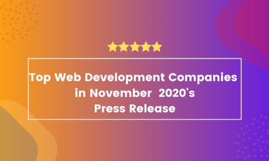 The Top Web Development Companies in November, According to New Report