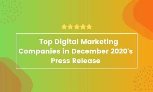 Top Digital Marketing Companies in December, According to New Report