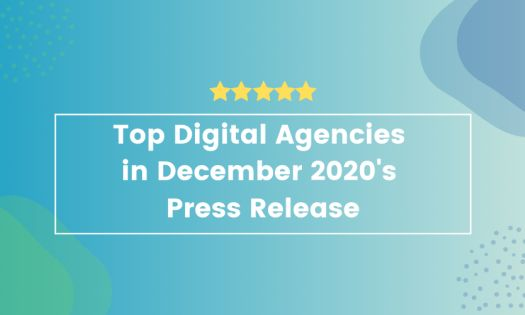 The Top Digital Agencies in December, According to New Report