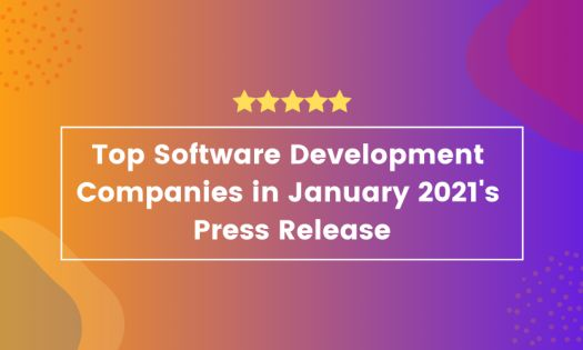 The Top Software Development Companies in January, According to New Report