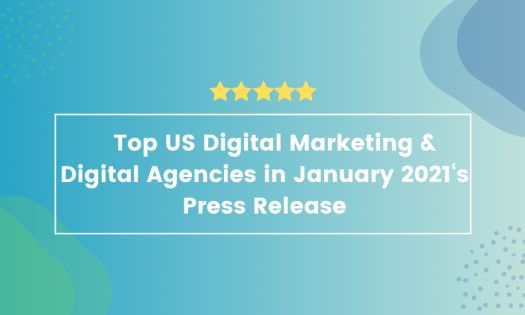 The Top US Digital Marketing & Digital Agencies in January, According to to New Report