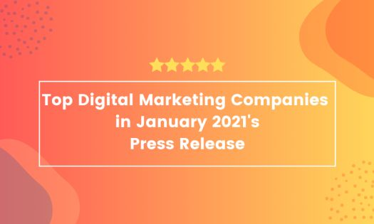 Top Digital Marketing Companies in January, According to New Report