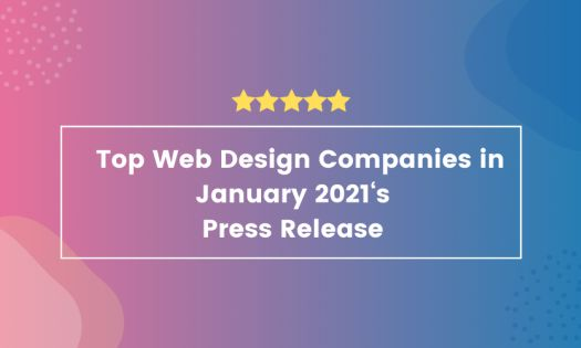 Top Web Design Companies in January, According to New Report