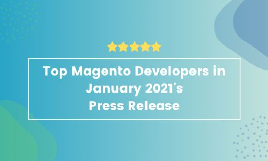 The Top Magento Developers in January 2021, According to New Report