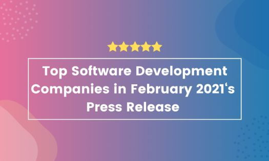 Top Software Development Companies in February 2021, According to New Report