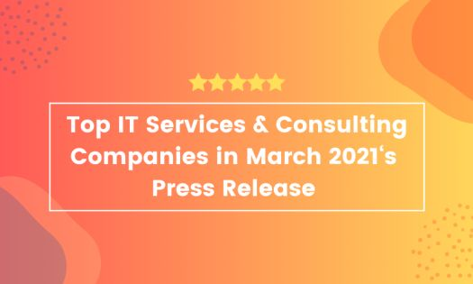 Top IT Services & Consulting Companies in March, According to New Report