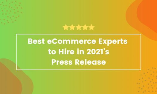 DesignRush Reveals the Best eCommerce Experts to Hire in 2021 [Q1 Rankings]
