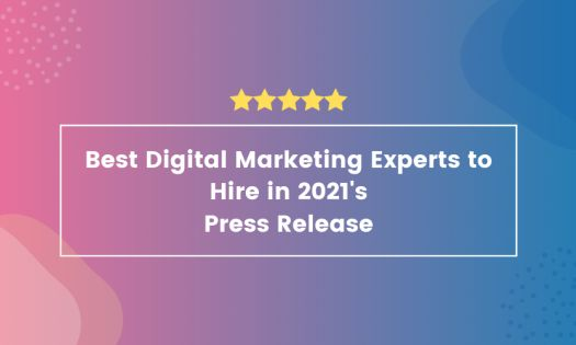 Best Digital Marketing Experts to Hire in 2021 [Q1 Rankings]