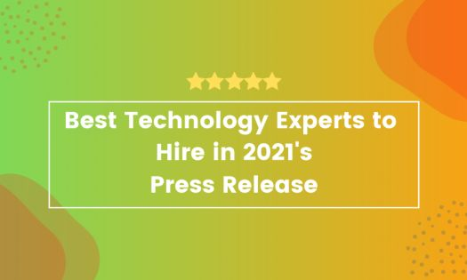 DesignRush Reveals the Best Technology Experts to Hire in 2021 [Q1 Rankings]