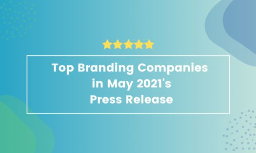 The Top Branding Companies in May 2021, According to New Report