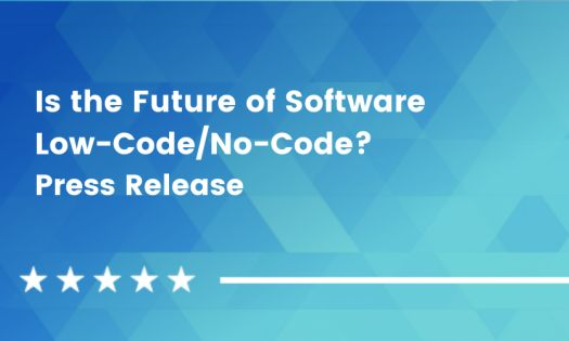 Is the Future of Software Low-Code/No-Code? [DesignRush QuickSights]