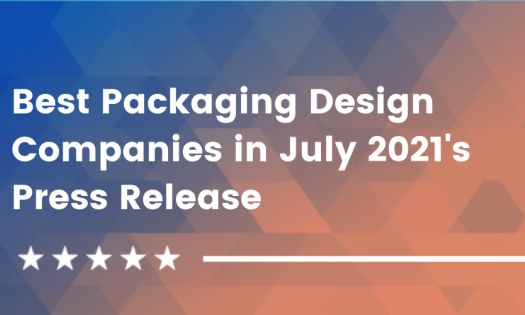 The Best Packaging Design Companies According to DesignRush [July Ranking]
