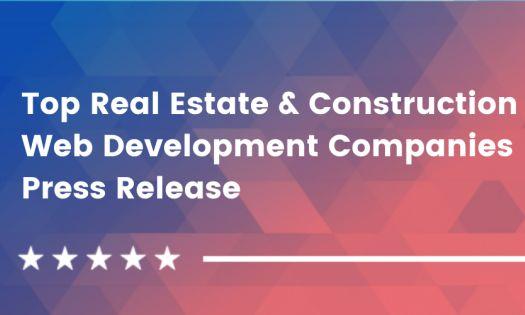 Top Real Estate & Construction Web Design Companies, According to DesignRush