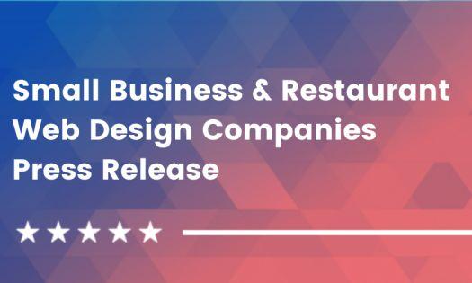 Top Small Business & Restaurant Web Design Companies, According to DesignRush