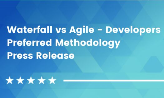 Waterfall vs. Agile Software Development - The Top Software Developers Highlight the Benefits of Their Preferred Methodology [DesignRush QuickSights]