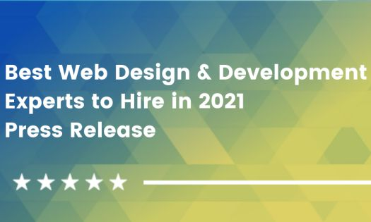 Best Web Design & Development Experts to Hire in 2021 [Q3 Rankings]