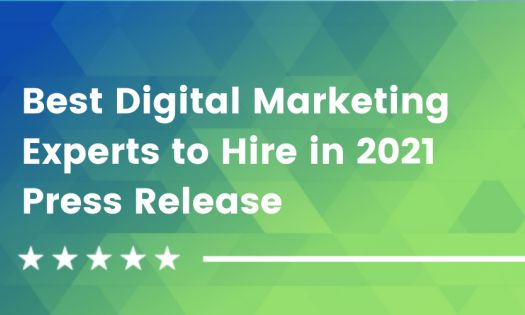 DesignRush Reveals the Best Digital Marketing Experts to Hire in 2021 [Q3 Rankings]