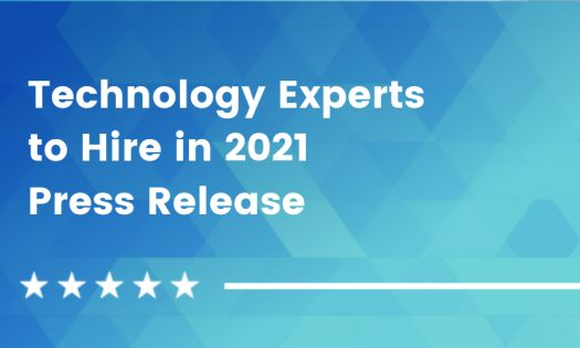 DesignRush Reveals the Best Technology Experts to Hire in 2021 [Q3 Rankings]