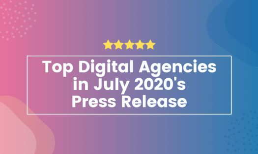 The Top Digital Agencies in July, According to New Report