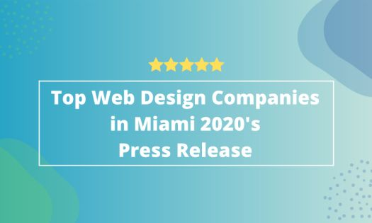 The Top Web Design Companies in Miami, According to New Report