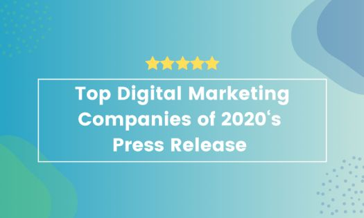 The Top Digital Marketing Companies of 2020, According to New Report