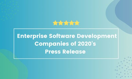 The Top Enterprise Software Development Companies of 2020, According to New Report