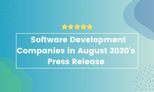 The Top Software Development Companies, According to New Report