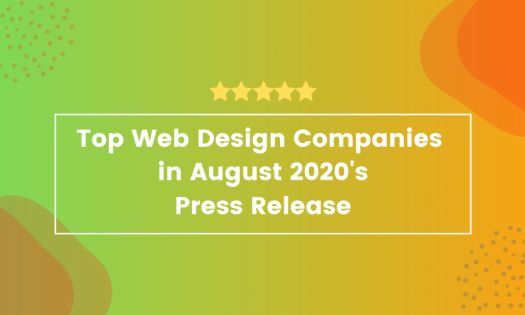 The Top Web Design Companies in 2020, According to New Report