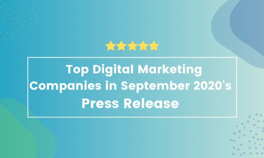 The Top Digital Marketing Companies in September, According to New Report