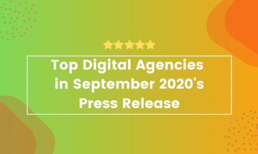 The Top Digital Agencies in September, According to New Report