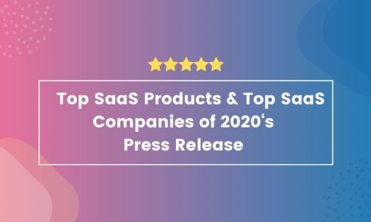 Top SaaS Products & Top SaaS Companies, According to New Report