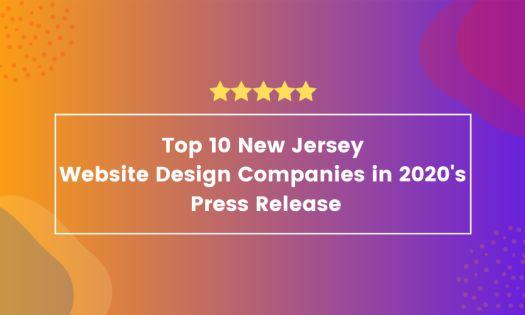 Top 10 New Jersey Website Design Companies in 2020