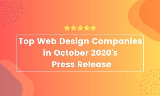 Top Web Design Companies in October