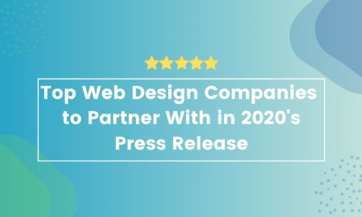 DesignRush Names Top Web Design Companies to Partner With in 2020